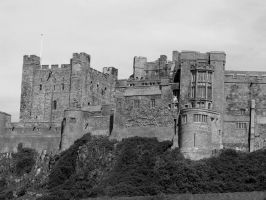 Bamburgh Castle by Paul-1485