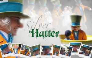 Silver Hatter by margflower
