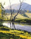 River Bank Tarana, Australia by artsaus