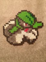 Gardevoir (I spelled it right the first time!:D) by Elly-Monshtawr