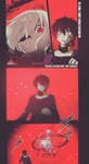 You are the queen of this tragedy - Kagerou days by UchihanoDarkest