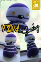V'Zival the Slow Slouchy by cleody