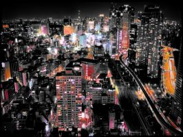 Night Lights by BL8antBand