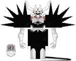 Clear Note Ultimate form cubee built by hollowkingking