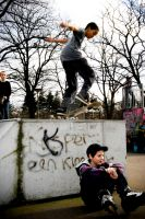 Skaters... 2 by Trianglis