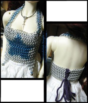 Girly Maille Halter by Gwendolinh