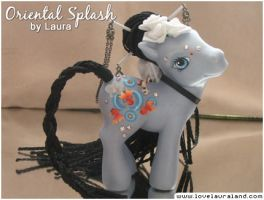 Oriental splash by GoatessMLPcustom