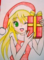 Merry Christmas! by Citoayrc