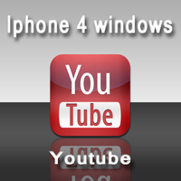 iphone 4 windows - Youtube by skater-andy