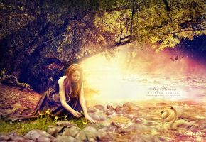 My Heaven by illuphotomax