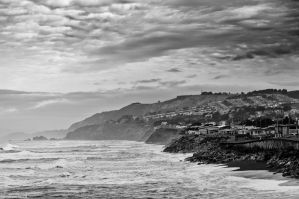 Town of Pacifica II by JBord