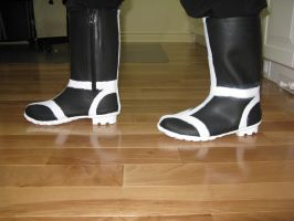 Botas Del Arrancar Cuatro by Panther-X