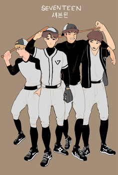SVT x Baseball by internetbills