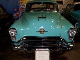 1951 Olds by amcforeverman