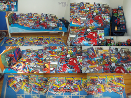 My Spider-Man/Marvel Collection (02/08/2013) by SuperMaster10