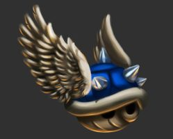 Winged shell reloaded by valdrica