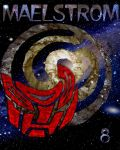 Maelstrom 8 color cover by illmatar