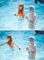 Fanime 2012: Pool Party by melvinopolis