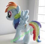 Rainbow Dash by GreenTeaCreations