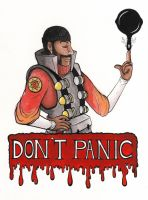 DON'T PAN-IC! by Mclawliet