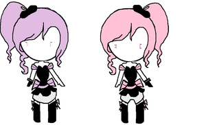 Macne Twin  adoptables [closed] by epicemocat