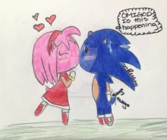 Omigod! Sonamy by MissUnpredicable