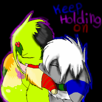 +Keep Holding On+ by carnag-kitty