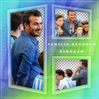 +Familia Beckham Word Cup 2014 - photopack PNG by ForeverTribute