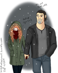 It's Getting Colder by songofafreeheart