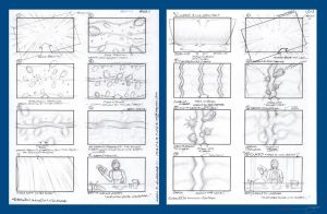 ShamWow Storyboards Ver I and II by mavartworx