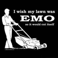 Emo Lawn by kimimaro100040