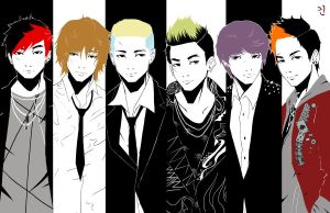 Teen Top To You by Angrypanda-Gin