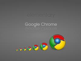 Google Chrome elementary style by spg76