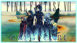 Final Fantasy VII : Crisis Core Wallpaper by RogueVincent