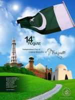 Independence Day of Pakistan by 475
