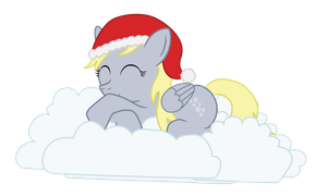 Lazy Christmas day by Starbolt-81