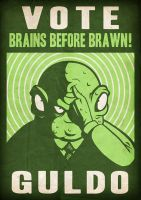 BRAINS BEFORE BRAWN by DeadlyChestnut