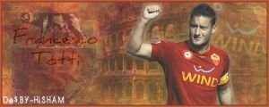 Totti old by YZH619