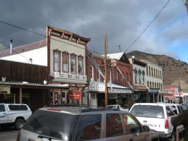 Downtown Virginia City 3 by rifka1