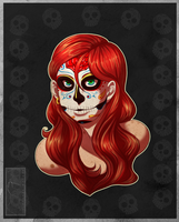Day of the Dead by shorty-antics-27