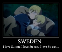 Motivationoseke -SWEDEN su-san by Gravichan