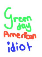 American idiot by rxsieeee