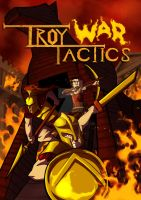 Troy War Tactics Poster by poly-m