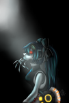Vocaloid- Bacterial Contamination (Speedpaint) by RavenWingsFly