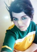 APH: Socceroo by LadyAshton