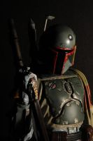 Boba Fett by agamble07