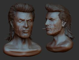 Clint speed sculpt by rickystinger88