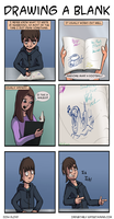 Drawing a Blank by ieJoMaFlo