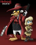 Hellsing Duck by littleFernanda