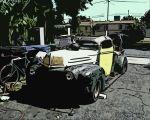 1946 ford pickup truck by oi101